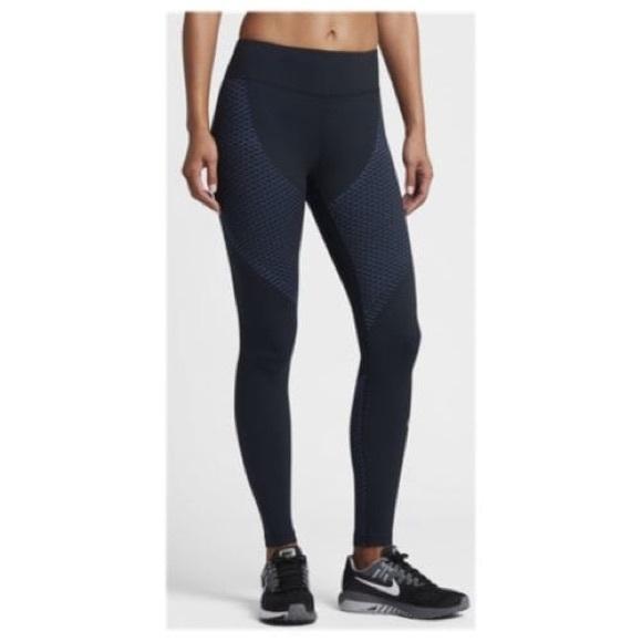78f46a0d63a356 Nike Pants | Zonal Strength Running Tights Xs | Poshmark